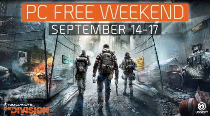Nur dieses Wochenende: Tom Clancys The Division (PC) kostenlos spielen
