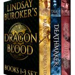 The Dragon Blood Collection, Books 1 3 (Kindle Ebook, englisch) kostenlos