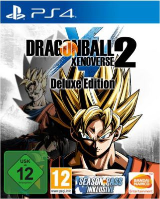 PS 4 Game: Dragonball Xenoverse 2 in der Deluxe Edition statt 66€ ab 39,99€
