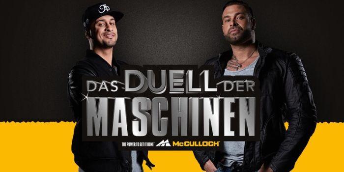 """Freikarten für """"Das Duell der Maschinen"""" am 10. Mai"""
