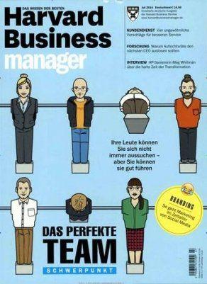 Jahresabo Harvard Business manager für 188,50€ + 125€ Verrechnungsscheck