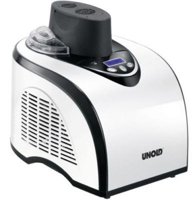 Unold 48840 Polar   Kompressor Eismaschine für 119€ (statt 144€)