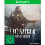 Final Fantasy XV (Limited Steelbook Edition) [Xbox One, PS4] für 26€ – uvam. im Media Markt Dienstag Sale