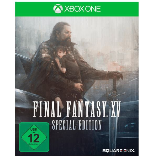 Final Fantasy XV (Limited Steelbook Edition) [Xbox One, PS4] für 26€   uvam. im Media Markt Dienstag Sale