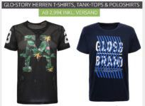 Glo Story   Herren Polos, T Shirts ab 2,99€