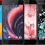 Media Markt HTC Smartphone Geburtstagsknaller Verkauf – z.B. HTC 10 Phone statt 520€ für 299€