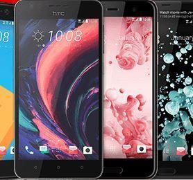 Media Markt HTC Smartphone Geburtstagsknaller Verkauf   z.B. HTC 10 Phone statt 520€ für 299€