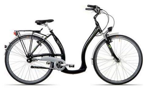 10% auf alle Fahrräder bei Plus   z.B. Hawk Green Energy Trekking für 422,99€ (statt 465€)
