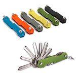 Schlüssel-Organizer in versch. Farben ab 1,15€