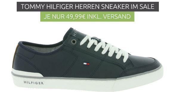 Tommy Hilfiger Sneaker statt 88€ für 49,99€