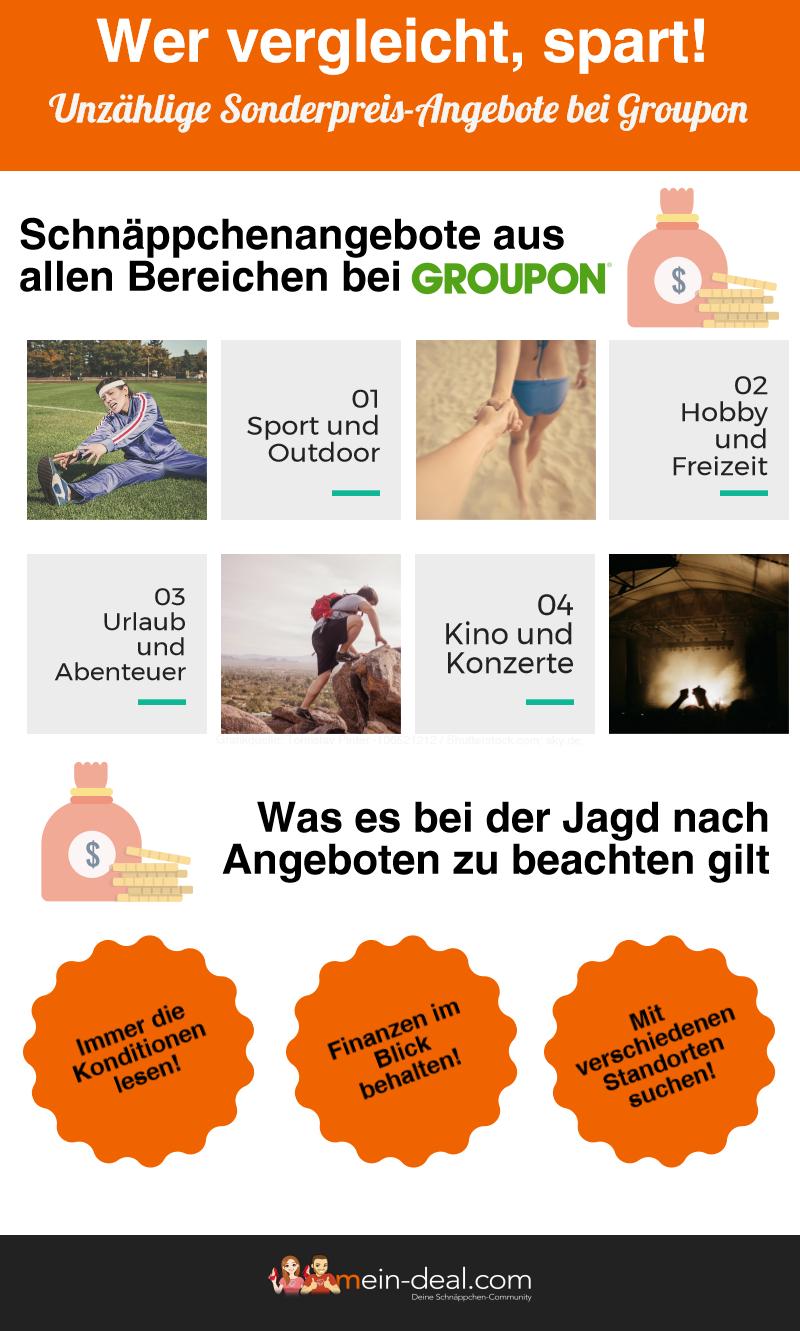 Gutschein von Groupon: So kommst Du günstiger an Hotelübernachtungen, Wellness Behandlungen & Co.