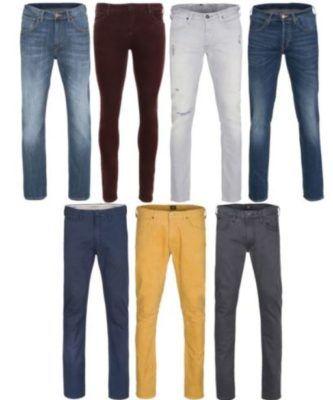 Lee Luke Slim Tapered & Regular Fit Herren Jeans für je 34,99€ (statt 43€)