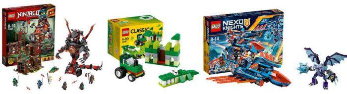 Endet heute! myToys mit 15% Rabatt auf Lego Creator, Classics, Friends   günstiger Nachschub für die Kids!
