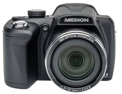 MEDION LIFE P44029 (MD 86929)   20MP Digitalkamera für nur 89,95€