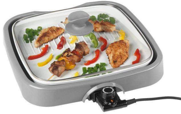 MEDION MD 16257 Keramik Partypfanne zum Kochen, Braten, Dünsten statt 28€ für nur 14,99€