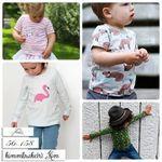 Nähanleitung und Schnittmuster für ein Basic-Shirt gratis