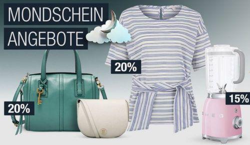 15% Rabatt auf Monopoly, anki Overdrive   20% auf ausgewählte Marken Fashion uvm.   Galeria Kaufhof Mondschein Angebote