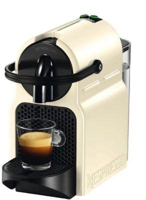 DeLonghi Inissia EN 80.B Nespresso Automat für 39€ + 40€ Nespresso Club Guthaben