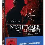 Nightmare on Elm Street Blu-ray-Collection Box für 25€ (statt 38€)