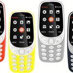 Vorbestellung: Nokia 3310 – Kultphone in der neuen Version 2017 für 62,89€