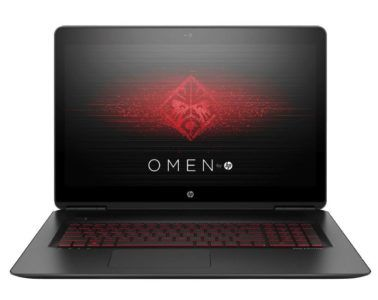 HP OMEN 17 w221ng   17,3 Zoll Gaming Notebook mit Core i7 Prozessor für 1.099€