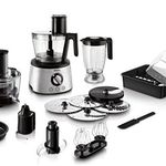 Philips HR7778/00 Avance Küchenmaschine mit viel Zubehör für 149,95€ (statt 180€)