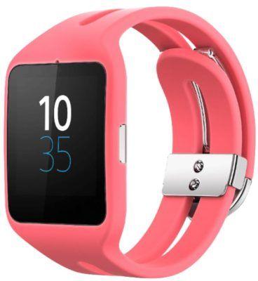 Sony SWR 50 Smartwatch 3 Pink für 56€ (statt 99€)