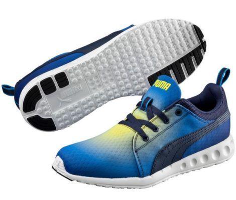 Puma Carson Radial Runner   Herren Sneaker für 22,40€ (statt 58€)