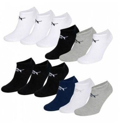 Puma Quarter Socken im 18er Pack für nur 29,95€