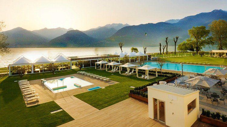 3, 4 o. 7 ÜN im 4* Hotel am Comer See inkl. Halbpension und Wellness ab 139€ p.P.