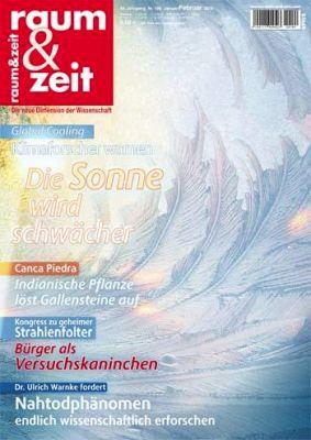1 Ausgabe Raum & Zeit gratis – endet automatisch