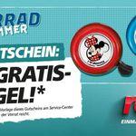 Nur am 03. Juni: Gratis Fahrradklingel mit Disney Motiv bei Real