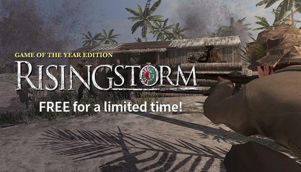 Rising Storm GOTY (Steam Key) gratis im Humble Store