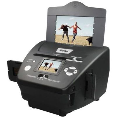 Rollei PDF S 240 SE ist ein Dia , Negativ  & Fotoscanner statt 105€ für 89,99€