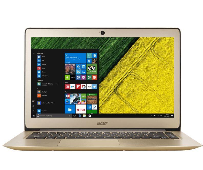 ACER Swift 3   14 Notebook mit Core i5 , 8GB RAM + 256GB SSD + Office365 für 699€