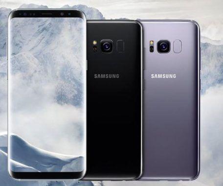 Samsung Galaxy S8 + Samsung Level U Headset + Vodafone AllNet + SMS Flat + 2,5 GB Daten bis zu 500Mbit/s für 39,99€ mtl.