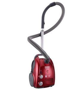 Hoover Sensory SN75   Bodenstaubsauger Rot Metallic mit Zubehör für 59,99€