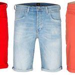 Adidas, Lee und andere Herren Marken Shorts & Bermudas ab 6,99€