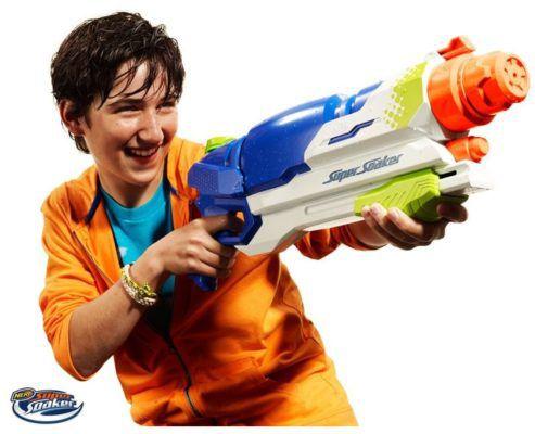 Hasbro NERF Super Soaker Barrage für 21,99€