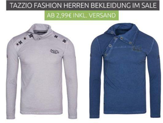 Tazzio mini Sale   günstige T Shirts, Hemden und Jacken schon ab 2,99€