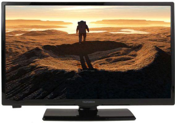 Telefunken L24H275D3   24 Zoll HD Ready TV für 129,90€