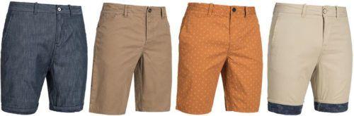 Timberland Herren Bermuda Shorts in vielen Farben für je 23,99€