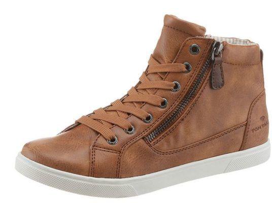 Tom Tailor Damen Sneaker statt 57€ für 44,99€