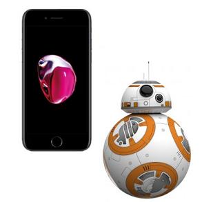 iPhone 7 32 GB + Sphero BB 8 für 1€ + Telekom Magenta Mobil M mit 3GB LTE für 53,74€ mtl. + Magenta Eins Vorteil