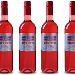 6 Flaschen Bodegas Coviñas Requevin – Bobal Rosado für 19,99€