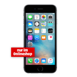 Apple iPhone 6 für 1€ + o2 Free Allnet Tarif mit 15GB LTE für 31,24€ mtl.