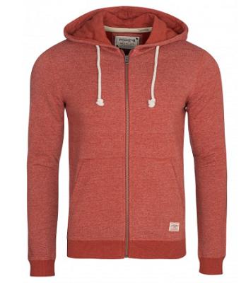 JACK & JONES Recycle Sweatshirt in Rot für 17,99€ (statt 35€)