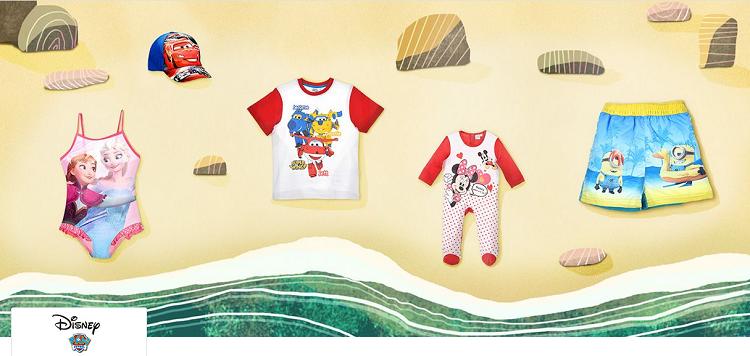 Disney Kinder Sale bei vente privee   Kleidung und Dekoration