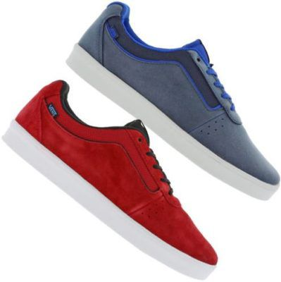 Vans Numeral Wildleder Low Cut Herren Sneaker für 37,99€