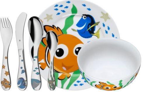 WMF Findet Nemo   6 teiliges Kindergeschirr Set für 24,95€ (statt 30€)